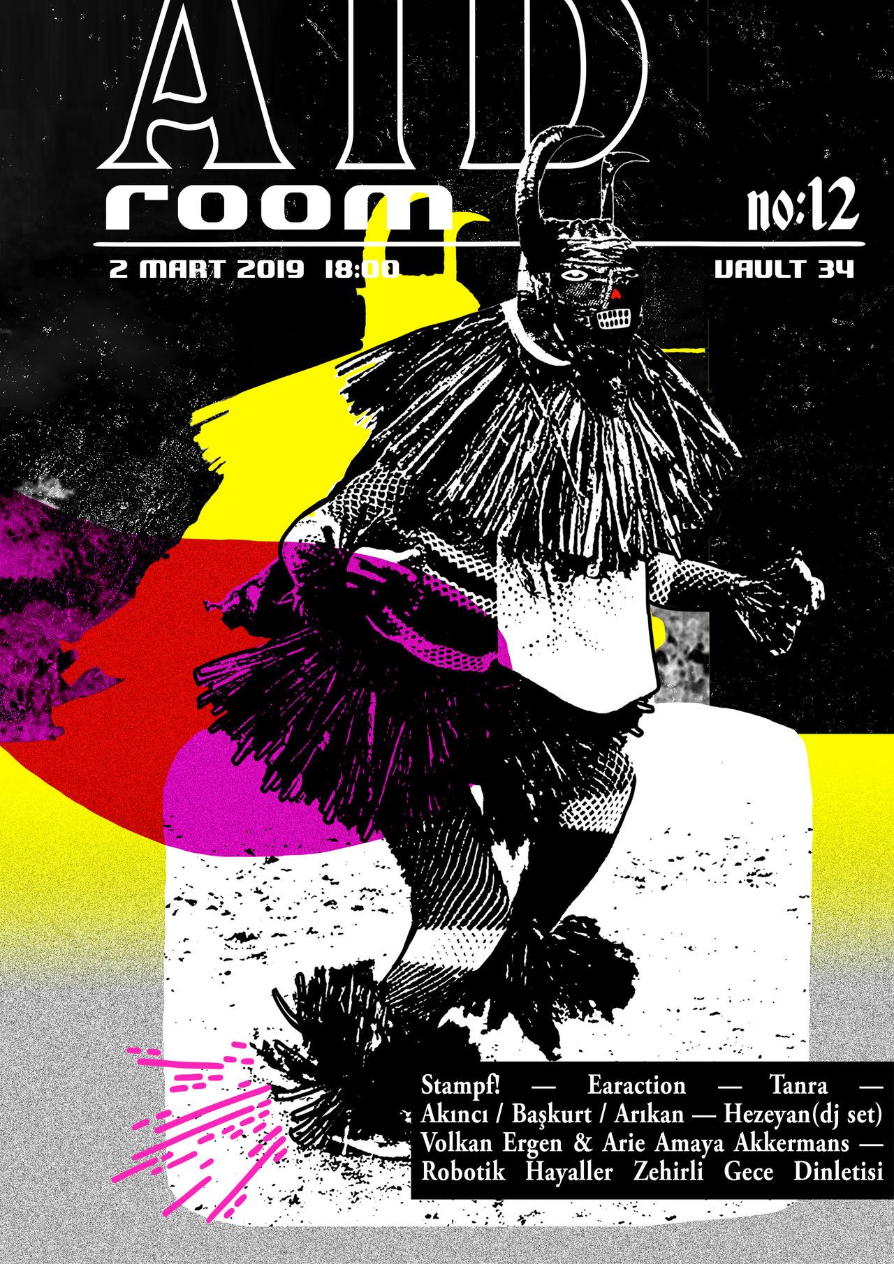 A.I.D Room No: 12