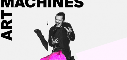 Art Machines / Creative Coding Utrecht